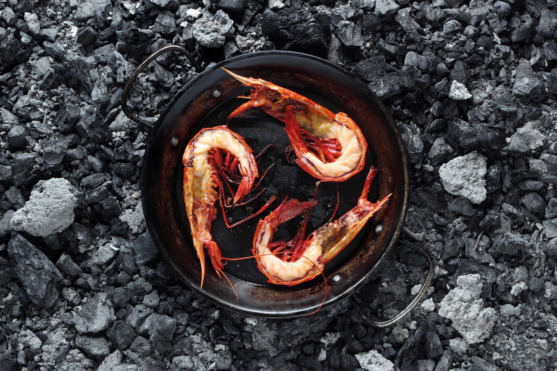 Crevettes royales